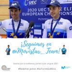 Seguimos en Movistar_Team para el 2021